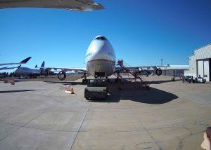 747 Engine
