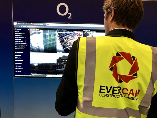 Evercam at Digital Construction Week 2017