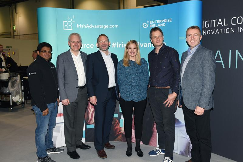 Digital Construction Week was held at ExCel London