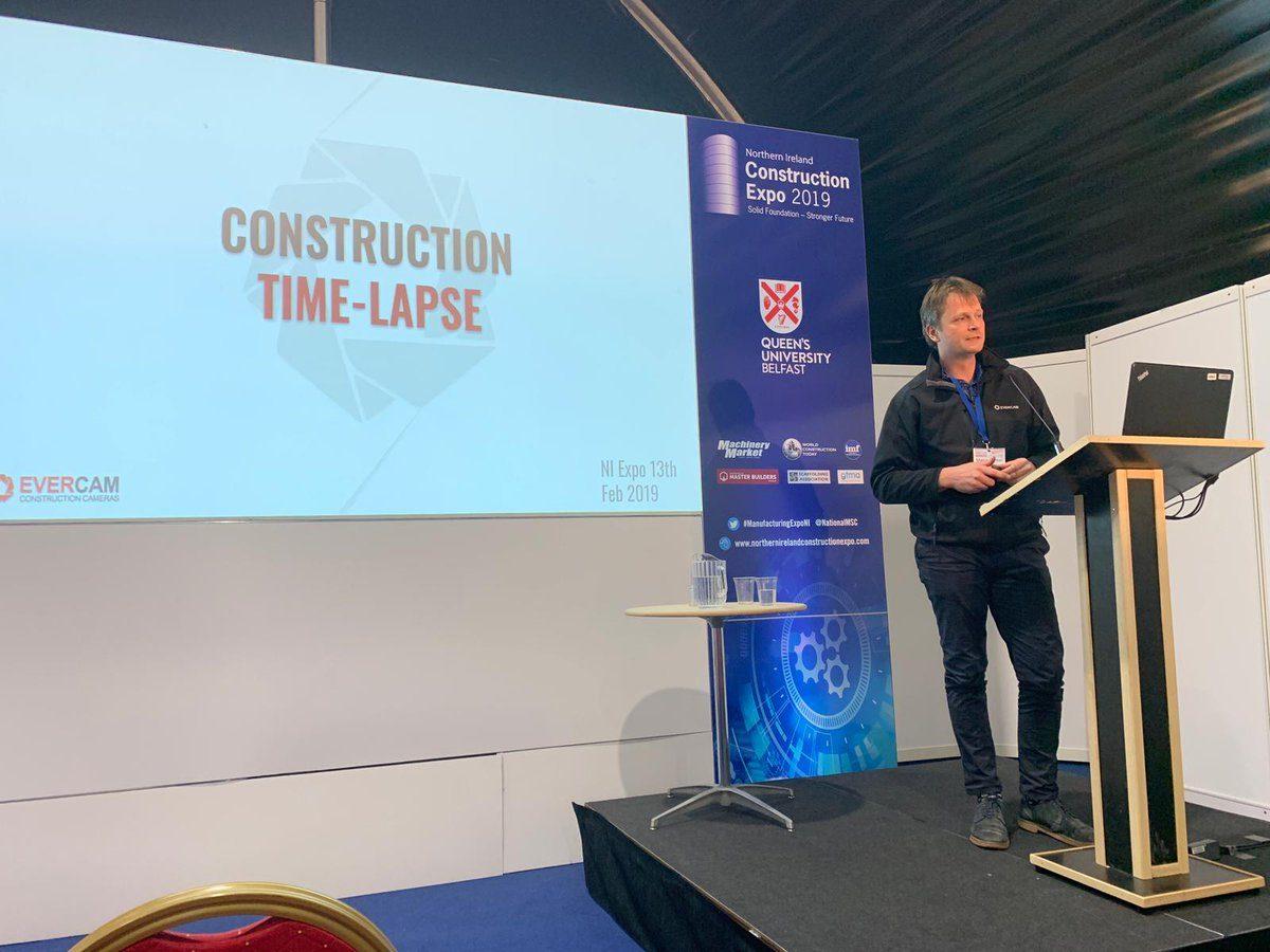 Northern Ireland Construction Expo 2019