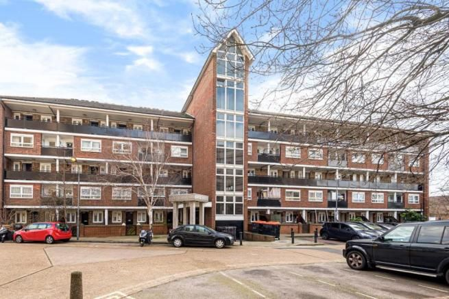Clem Atlee Estate, Fulham